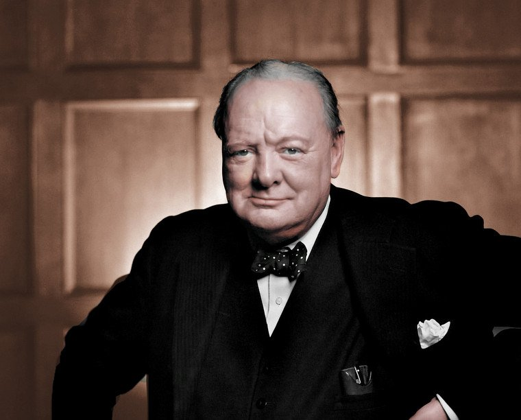 Winston Churchill's daily routine was absurd