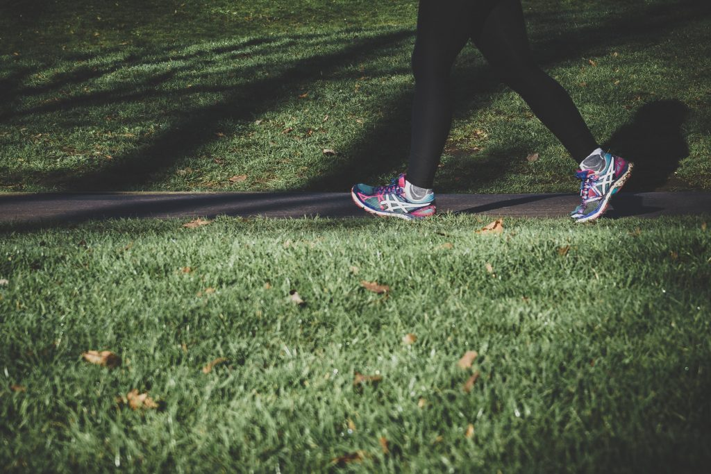 Walking 10,000 Steps Every Day For a Week | Better Off Better Podcast