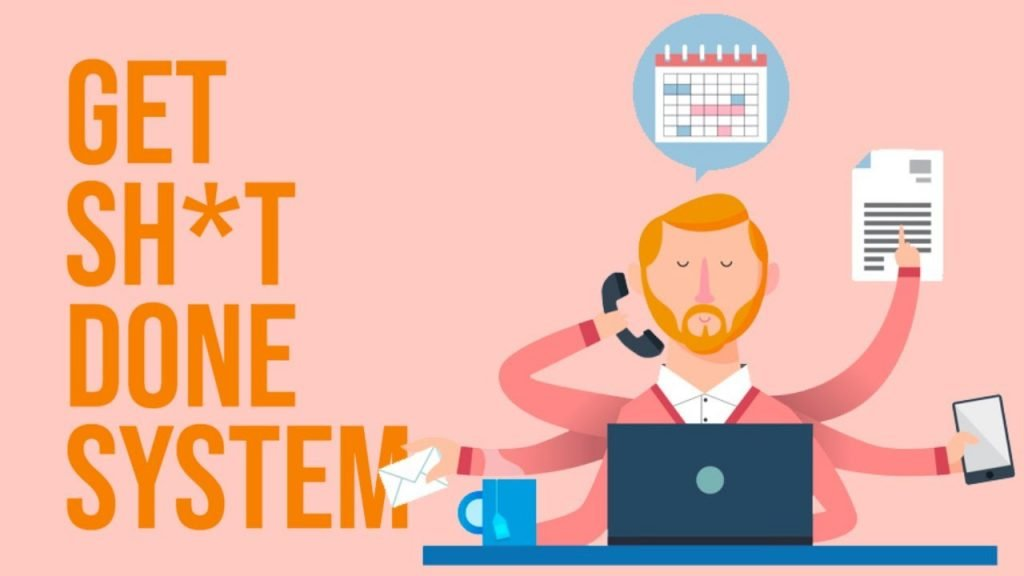 How To Master Productivity At Home In 2021: The Get Sh*t Done System