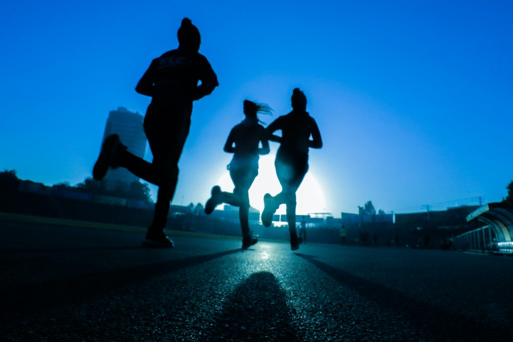 We Tried Running a Mile Every Day For a Week