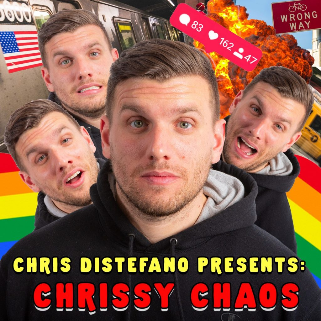 Chris Distefano Presents: Chrissy Chaos The Best Comedy Podcasts of 2021